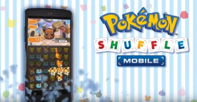 Pokémon Shuffle Mobile has launched in Japan