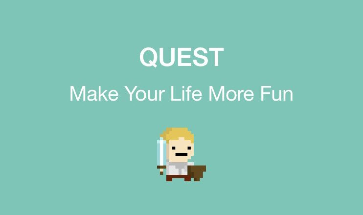 Managing tasks shouldn't be a chore, Quest makes it a game