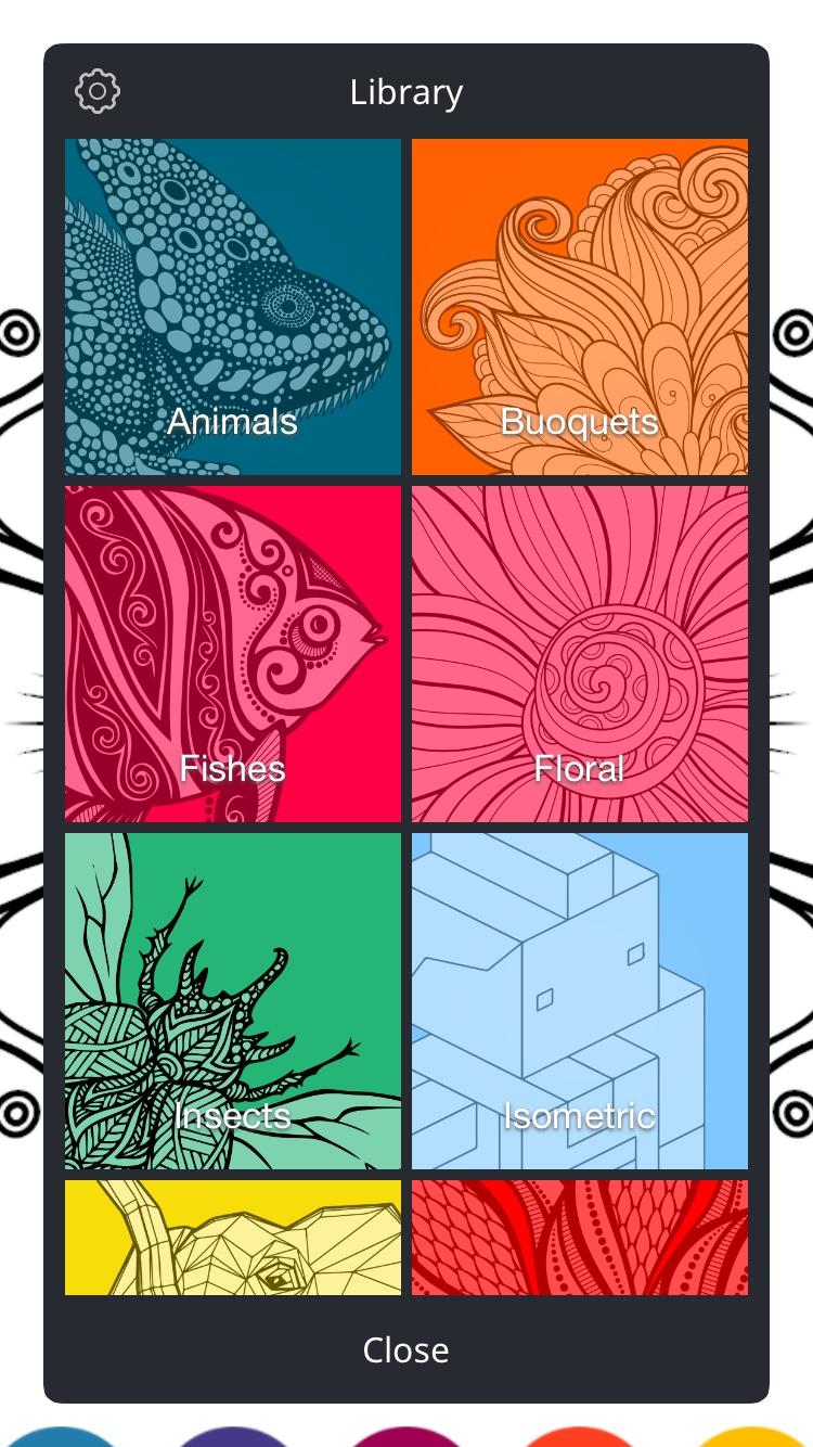 Recolor Designs