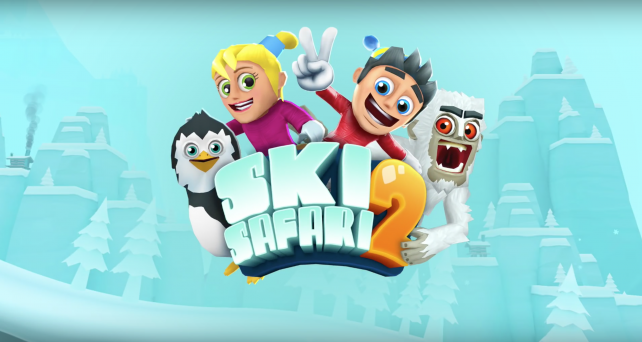 Grab your skates: Ski Safari 2 lands on iOS