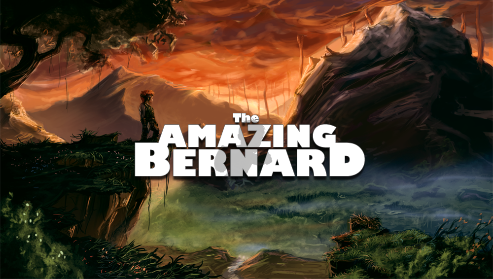 Prepare to meet The Amazing Bernard, adventurer and hero