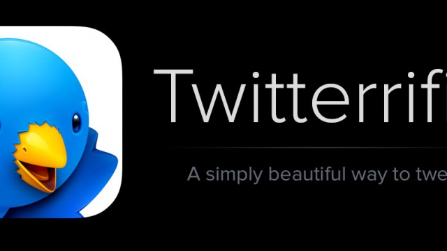 Twitterrific prepares for the future with a new update