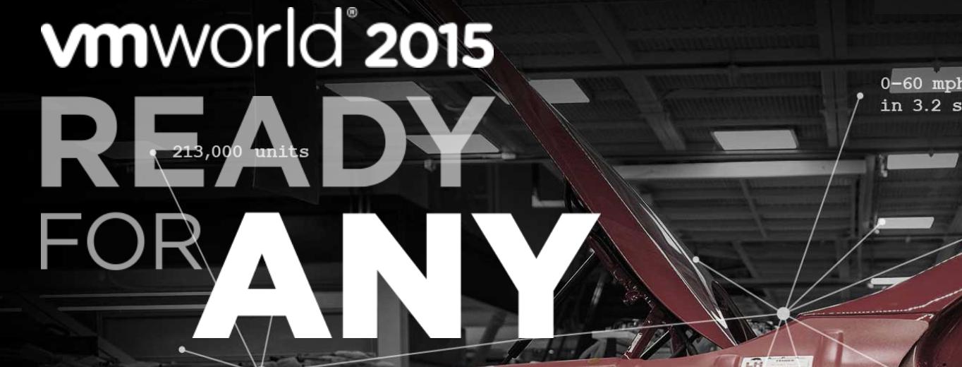 VMworld.com: VMworld 2015 US