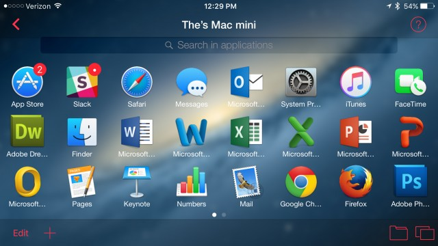 Share files directly from your Mac or PC with the updated Parallels Access