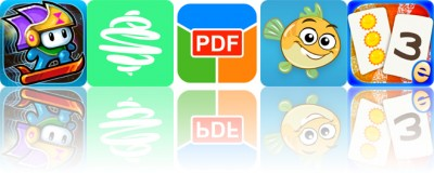 Today's apps gone free: Time Surfer, Draw in 3D, PDF Printer and more