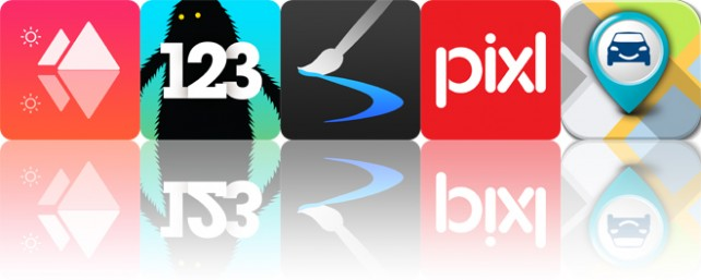 Today's apps gone free: Reflect Mirror Camera, The Lonely Beast 123, Inspire and more