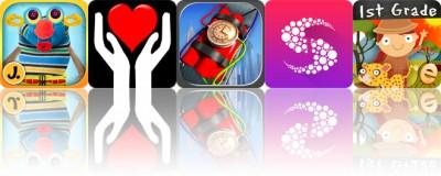 Today's apps gone free: Puppet Workshop, MyBloodWorks, Demolition Master 3D and more
