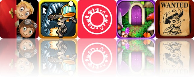 Today's apps gone free: Storm and Skye, Worm Run, Living Planet and more