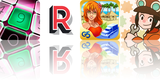 Today's apps gone free: Nozoku Rush, Virtual City 2, Retype and more