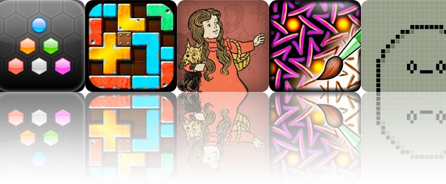 Today's apps gone free: Strategery, Slide Tetromino, The Wizard of Oz and more