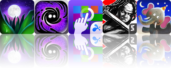 Today's apps gone free: Relax Melodies, Nihilumbra, Gesture Touchpad and more