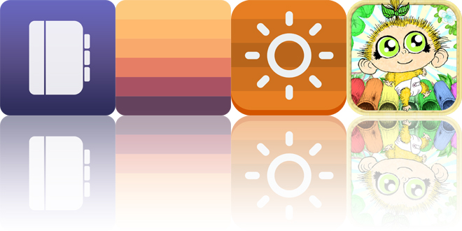 Today's apps gone free: Outline, Dayflow, Aura and more