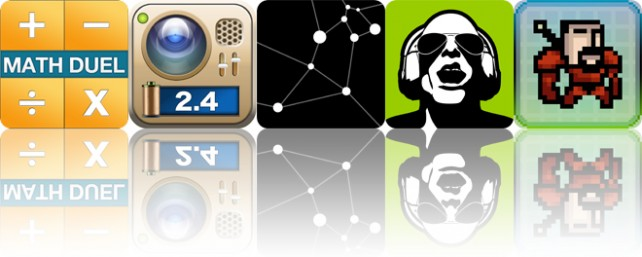 Today's apps gone free: Math Duel, CameXtra, Poly and more