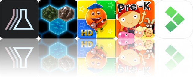 Today's apps gone free: Formulas, UniWar, Merry Cubes and more