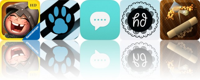Today's apps gone free: Karl's Castle HD, Pet Reminder Liaison, Ordinary Days and more