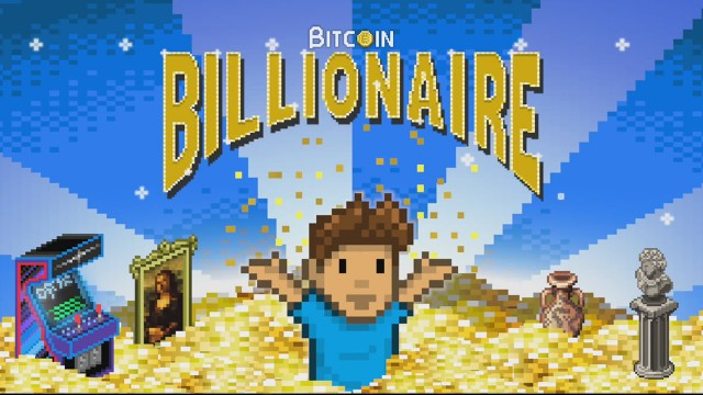 Take a blast to the past with the updated Bitcoin Billionaire