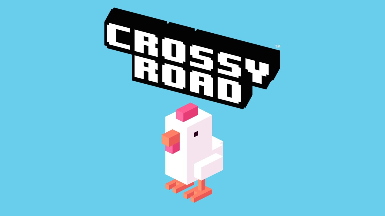 Hop on over to Crossy Road's new official online store