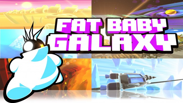 Fat Baby Galaxy - Half-Sheet