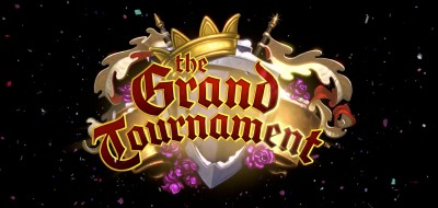 Hearthstone's latest expansion, The Grand Tournament, arrives on Monday