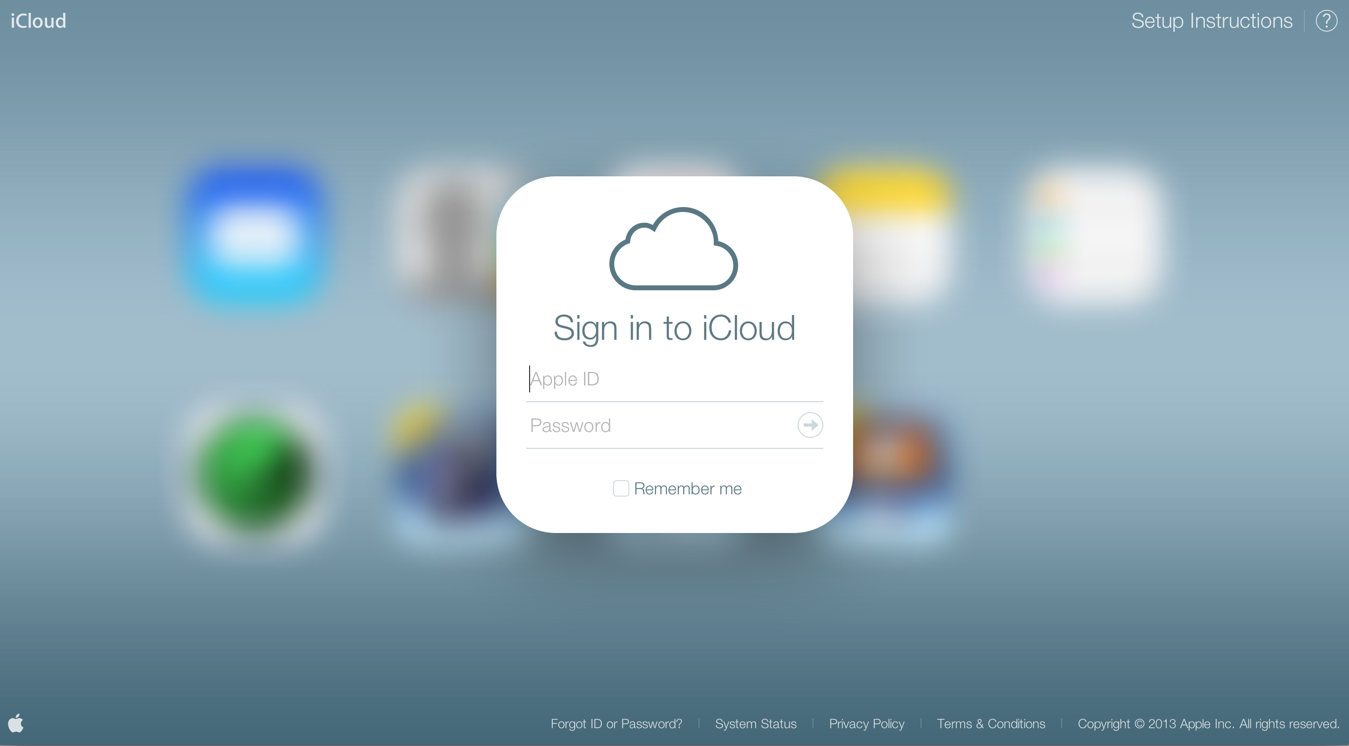 Get back those deleted files on iCloud's Web page