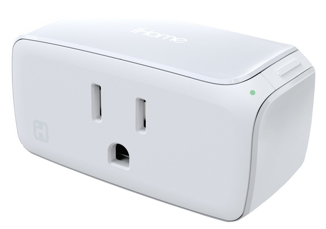 Review: iHome iSP5 SmartPlug featuring Apple HomeKit support