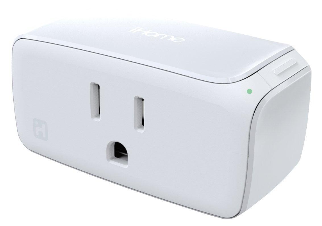 Review: iHome iSP5 SmartPlug featuring Apple HomeKit support