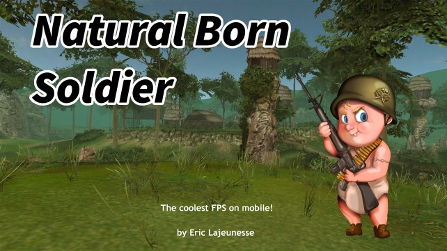 Natural Born Soldier - Featured Image