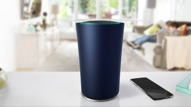 Google wants to cure your Wi-Fi woes with its new OnHub router