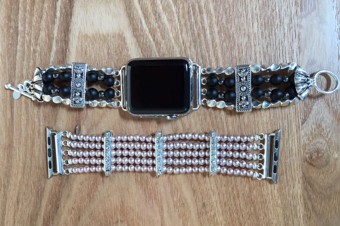 Review: PyXY shines with dressy bands for Apple Watch