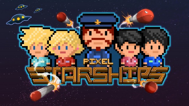 Pixel Starships - Background Sheet