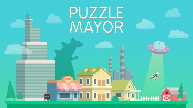 Puzzle Mayor - Half-Sheet