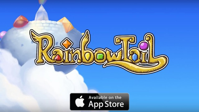 Put your matching skills to the test in RainbowTail