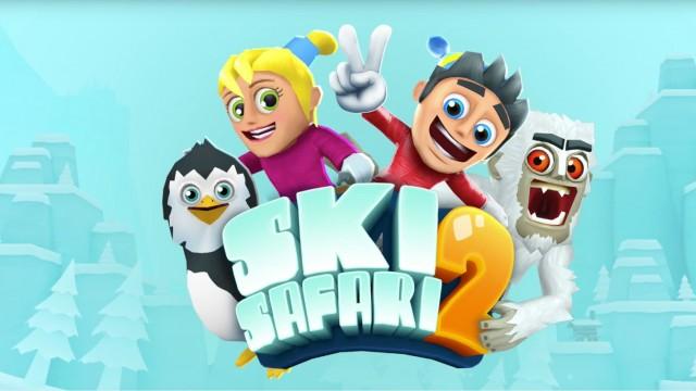 Ski Safari 2 will land next week offering more endless runner fun