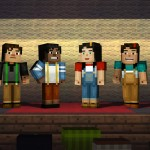 You'll be able to select your character in the upcoming Minecraft: Story Edition