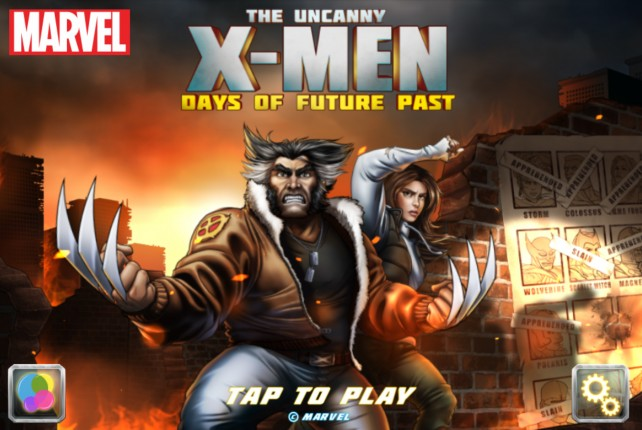 Uncanny X-Men: Days of Future Past gets a nice update and price drop