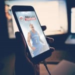 Get your game face on with EA's NBA Live Companion