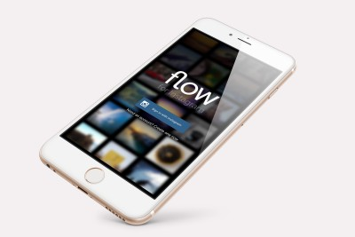 Get your Instagram by going with the Flow, now for iPhone