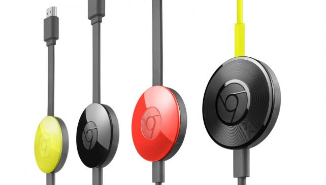 Chromecast Audio.