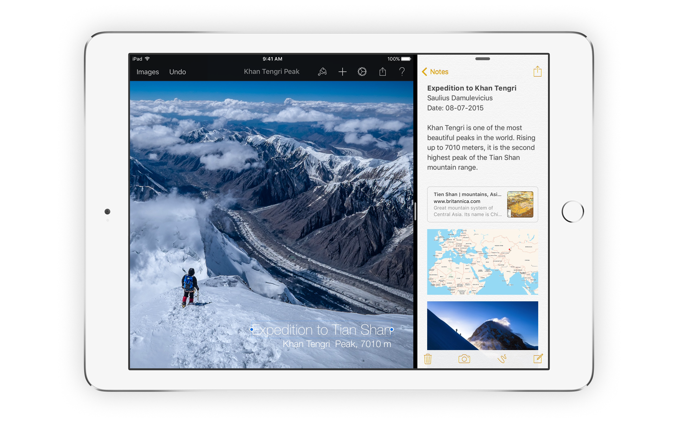 3. Pixelmator for iPad and Multitasking