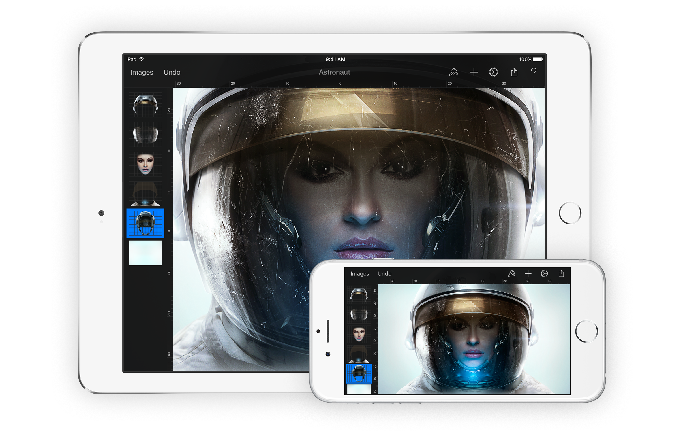 Pixelmator is fully ramped up for iOS 9 in its latest update