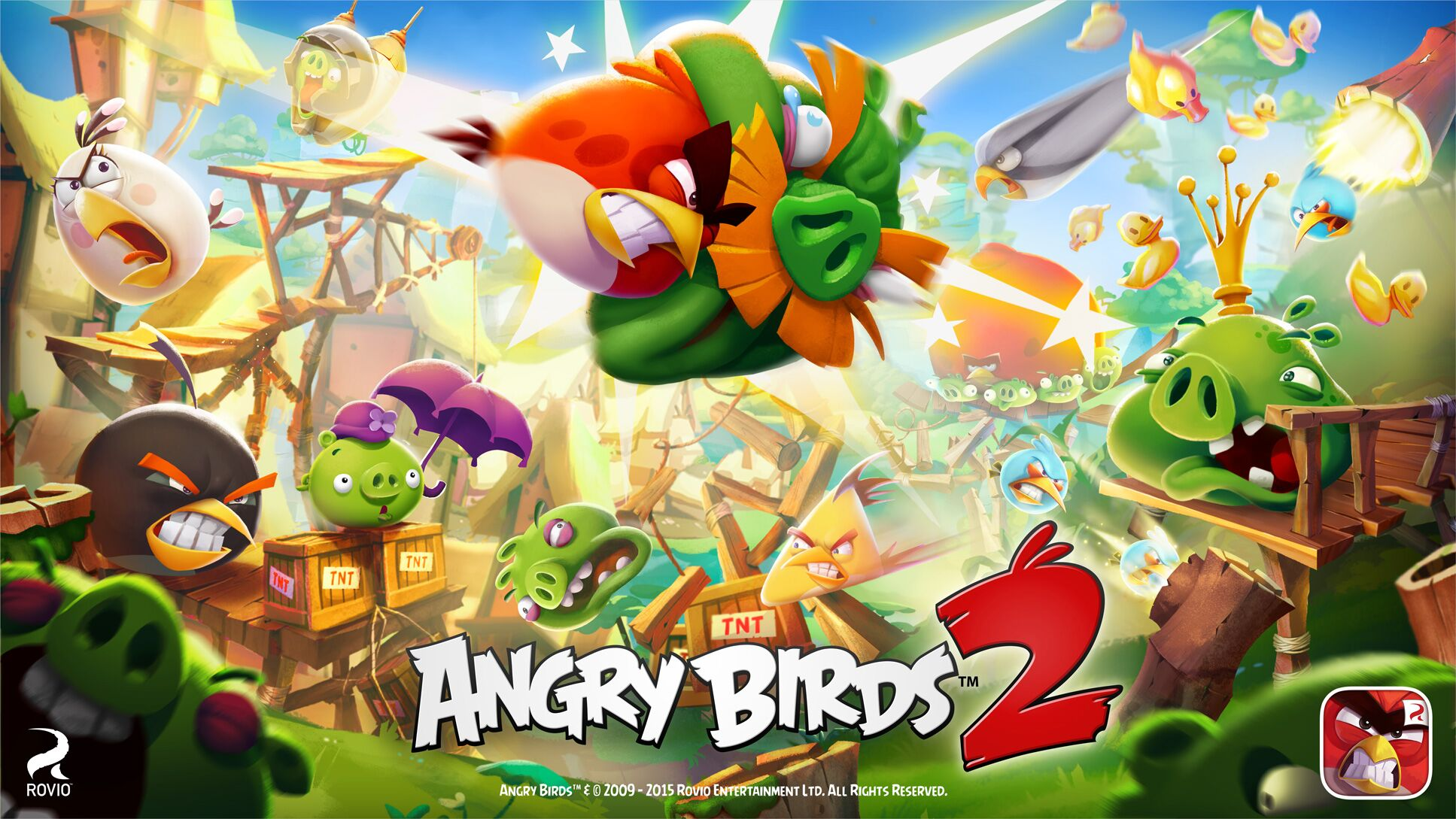 Your copy of Angry Birds 2 might be infected with XcodeGhost