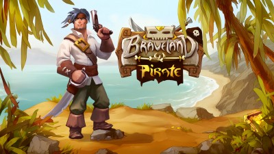 Argh mateys, prepare to fight the undead in Braveland Pirate
