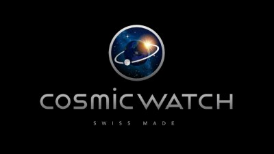 Travel through time and space with Cosmic Watch