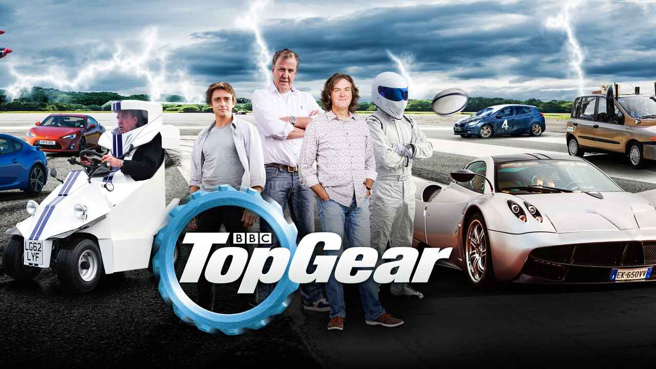 Apple took on Amazon in a bidding war for 'Top Gear' stars