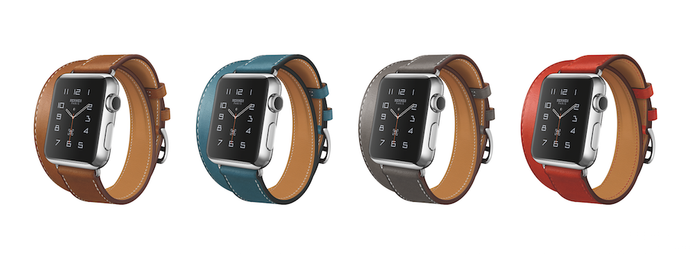 Hermes Apple Watch bands