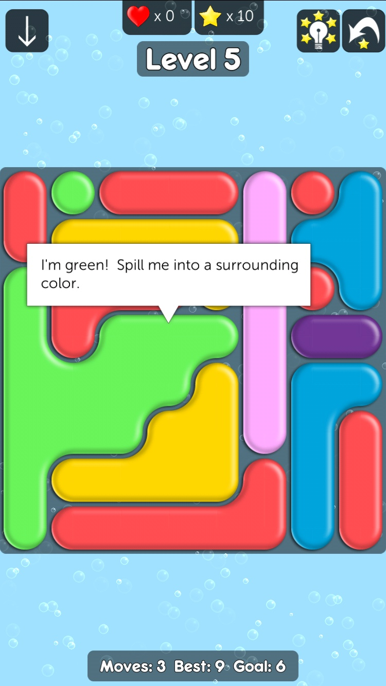 Spill Zone Play