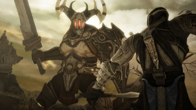 Get it now, Infinity Blade III is free for a short time