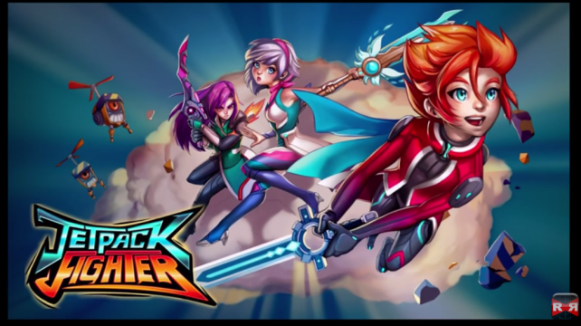 Action-packed Jetpack Fighter bursts onto the App Store
