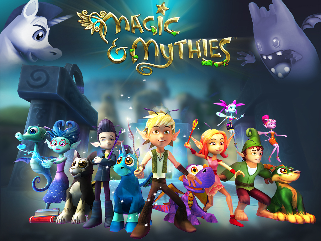 Save an enchanting world in JumpStart Magic and Mythies