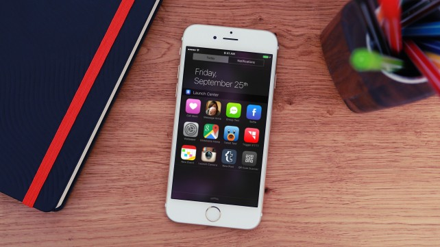 Launch Center Pro gains a Today widget and more